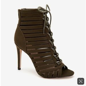 NWOB BCBGeneration 'Julie' Lace Up Booties 8.5